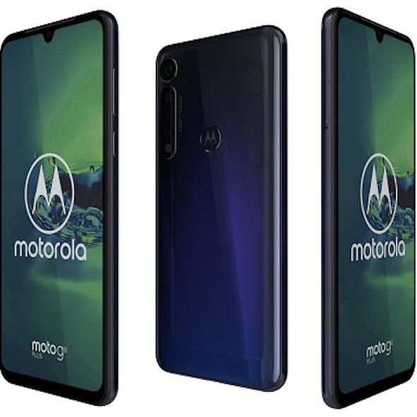 Motorola Moto G8 Plus Dark Blue