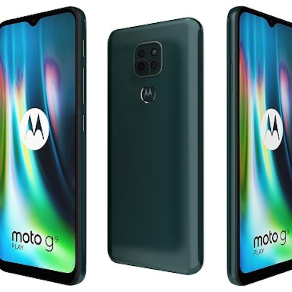 Motorola Moto G9 Play Forest Green