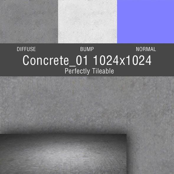 ec7491008117 Concrete CG Textures from 3DOcean