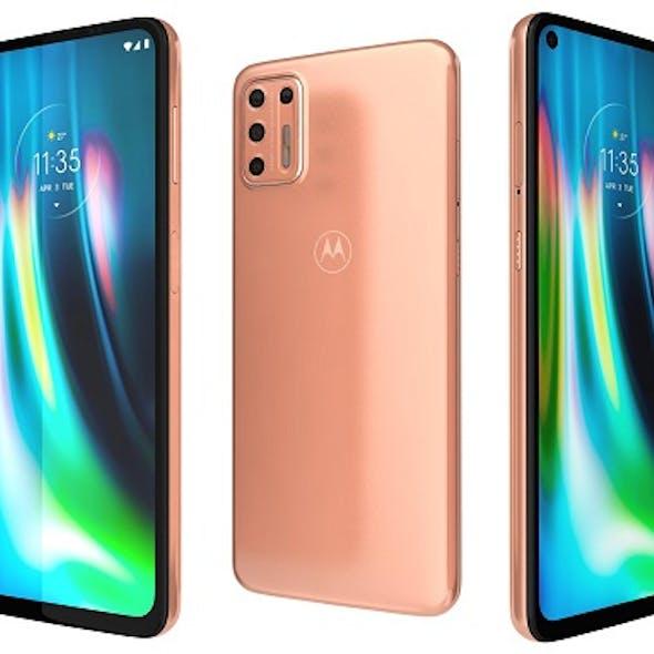Motorola Moto G9 Plus Copper