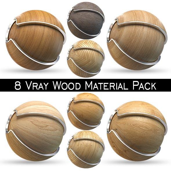 Wood Material Pack