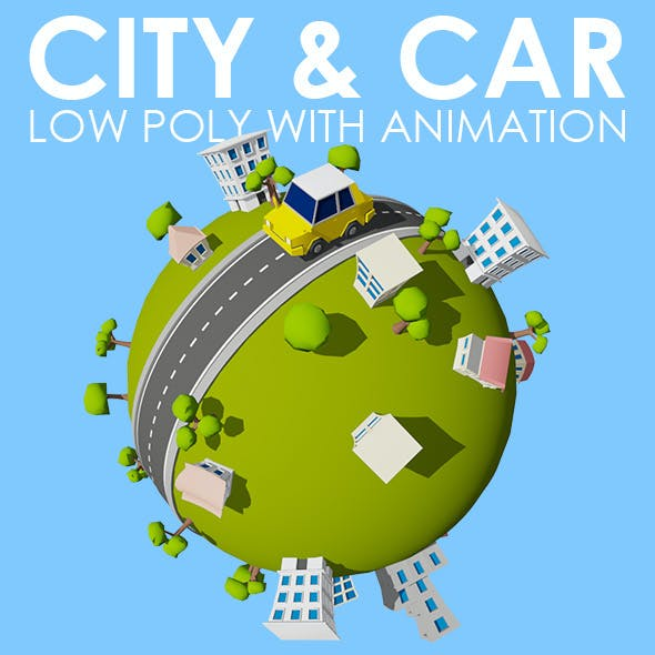 City and Car