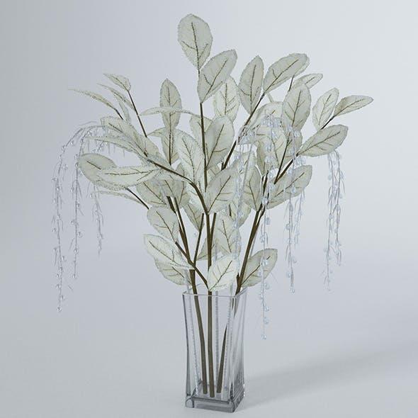 Winter bouquet - 3DOcean Item for Sale