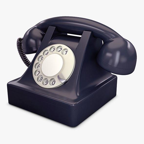 Retro Telephone v 1