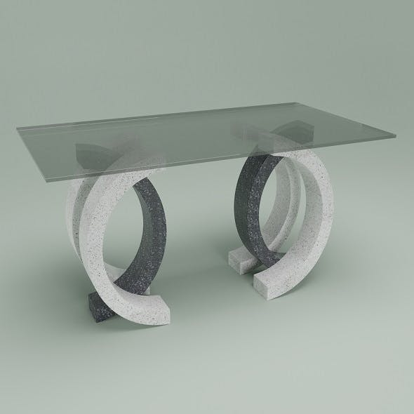 Olympia dining table