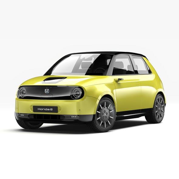 Honda e 2021