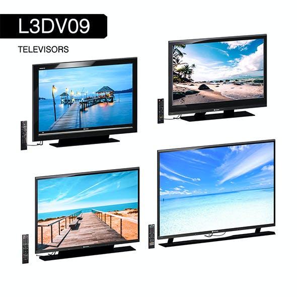 L3DV09G01 - televisors rcs set