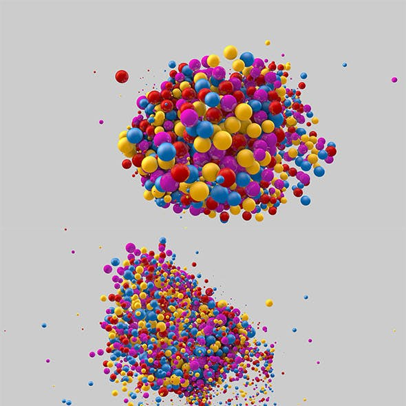 Animated colored circles2