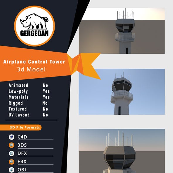 Airplane Control Tower