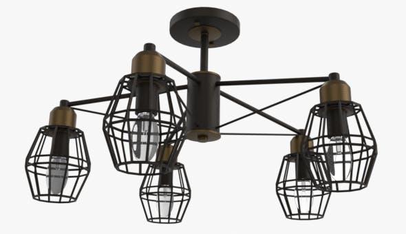 Сhandelier - 3DOcean Item for Sale