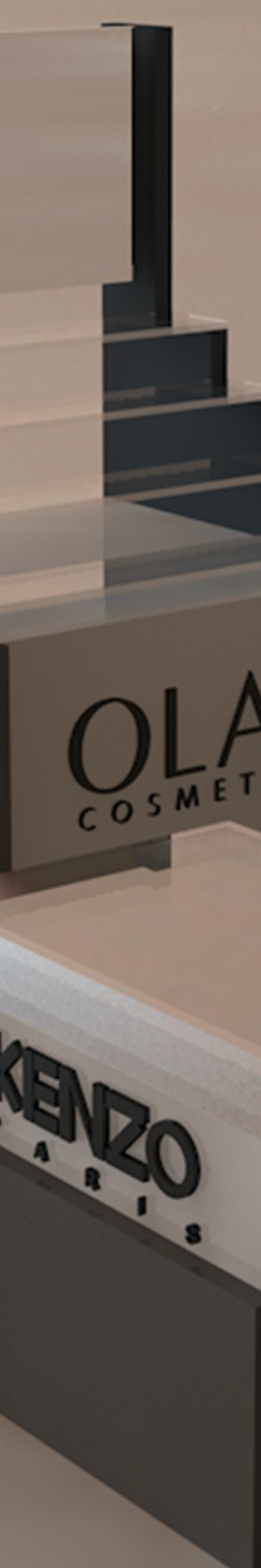 Cosmetic Cabinet Collections - 3DOcean Item for Sale