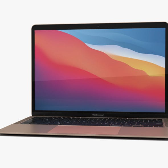 Apple MacBook Air 2020 M1 Gold