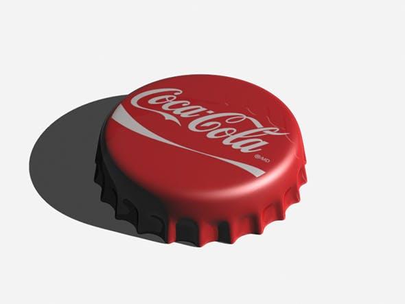 Coca-cola crok - 3DOcean Item for Sale