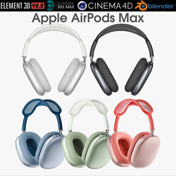Apple AirPods MAX all colors