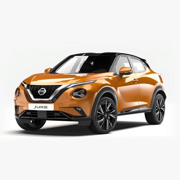 Nissan Juke 2020 - 3DOcean Item for Sale