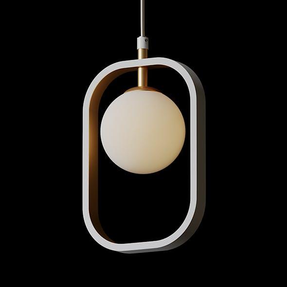 Pendant Light Avola - 3DOcean Item for Sale