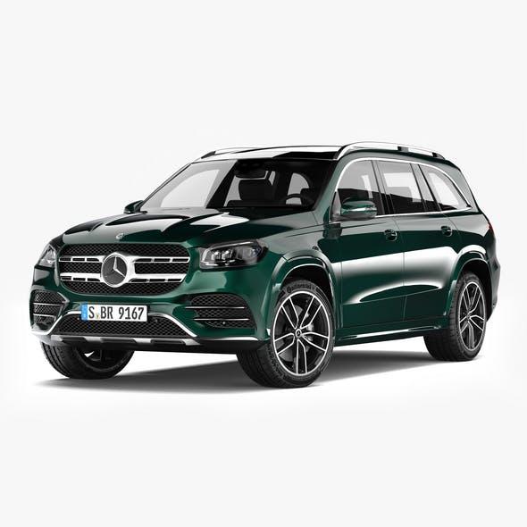 Mercedes Benz GLS Class 2020