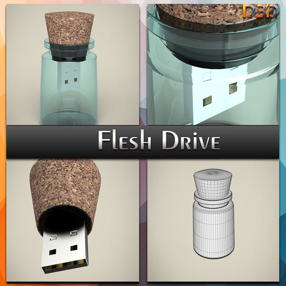 Flesh Drive - 3DOcean Item for Sale