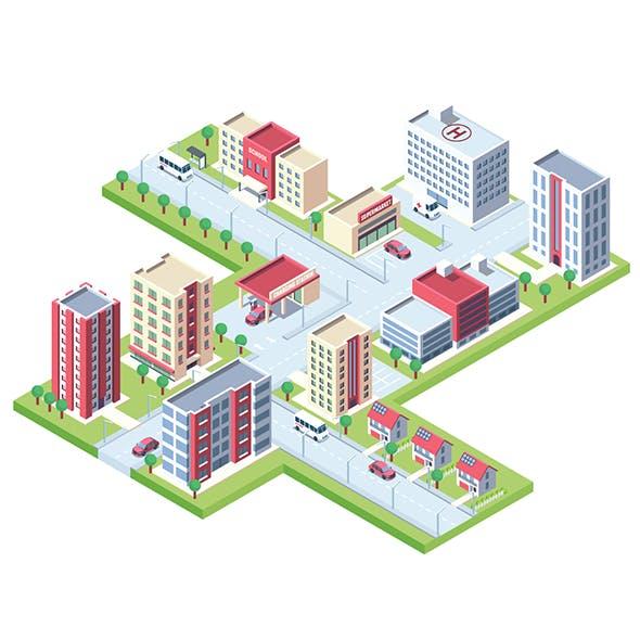 City Isometric