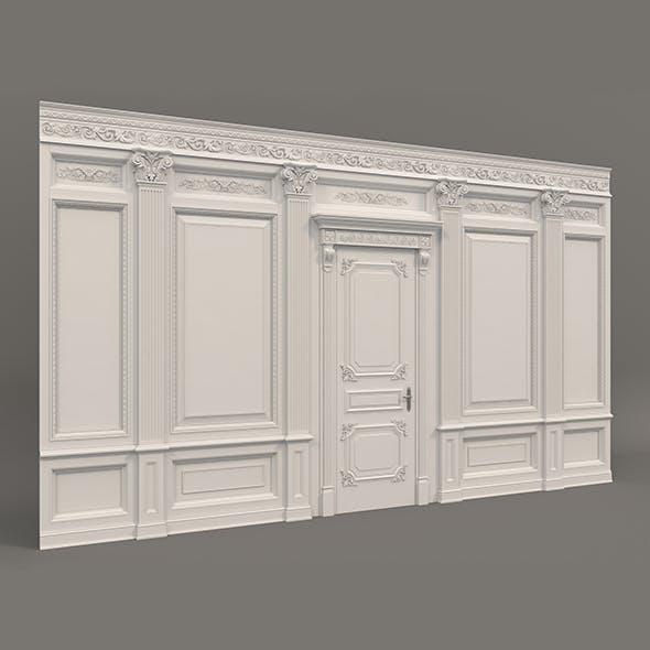 Classic Interior Wall Decoration 3