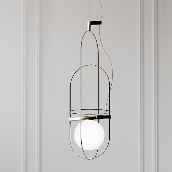 Pendant Lamp Fontanaarte - 3DOcean Item for Sale