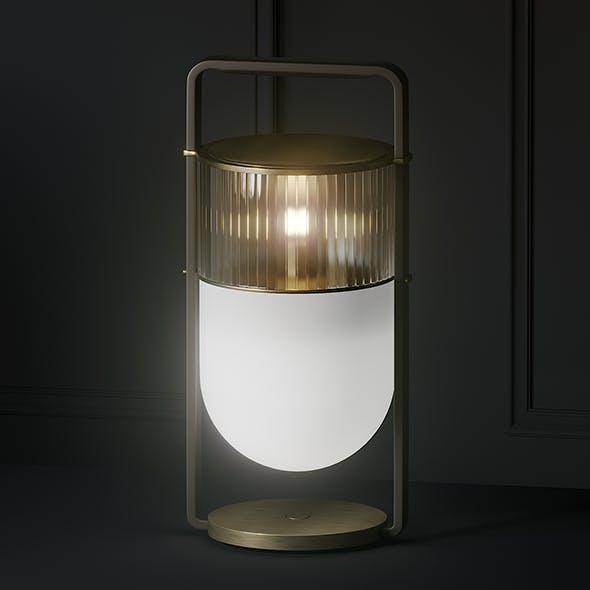 Xi Table Lamp - Poltrona Frau