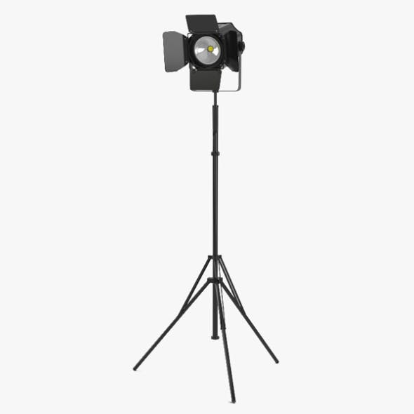Stage Light 02 - 3DOcean Item for Sale