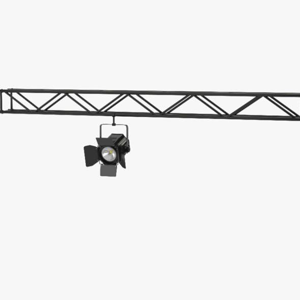 Stage Light 03 - 3DOcean Item for Sale