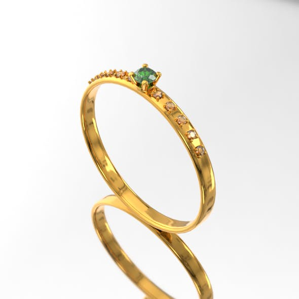 Diamonds Ring SIT01 - 3DOcean Item for Sale