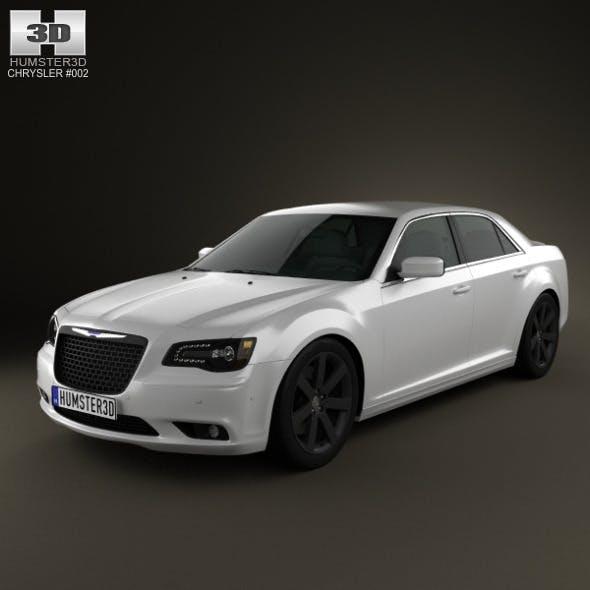 Chrysler 300 SRT8 2012 - 3DOcean Item for Sale