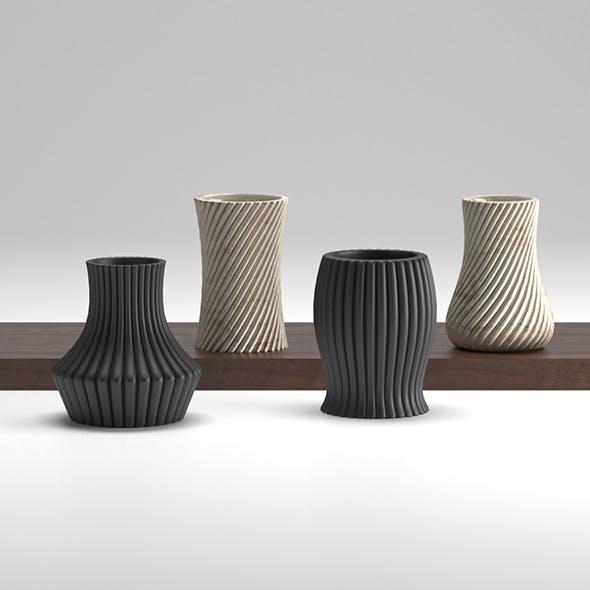 Vases modern