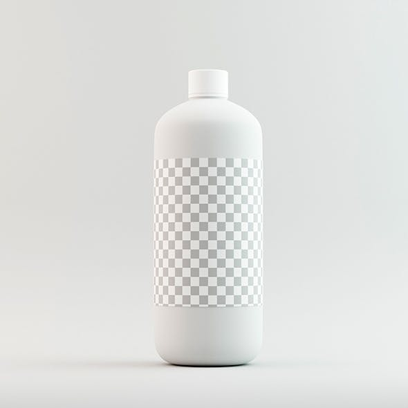 Bottle container