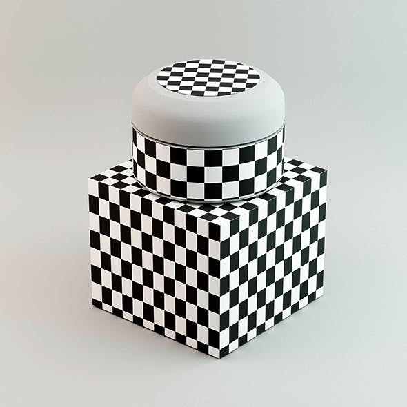 Cosmetic Container_1