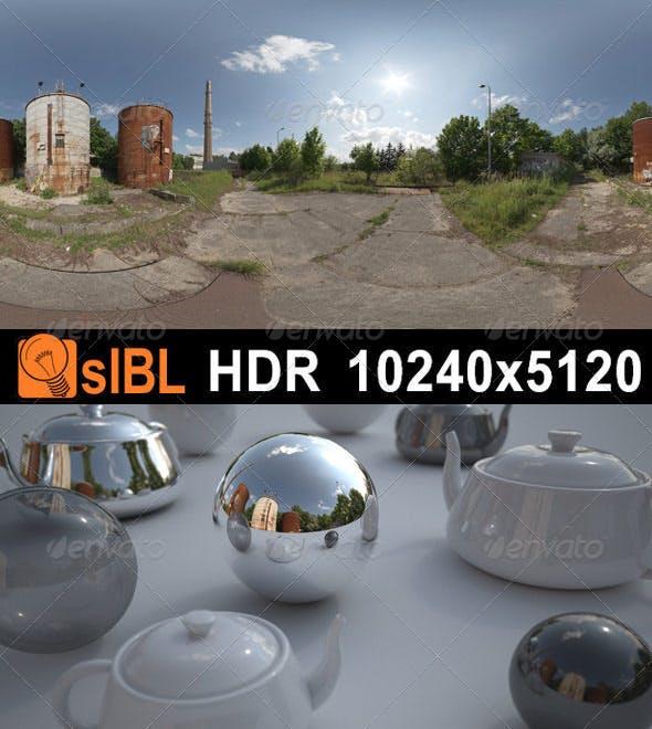 HDR 044 Silos - 3DOcean Item for Sale