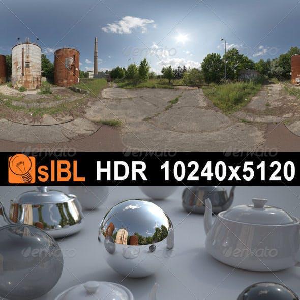 HDR 044 Silos