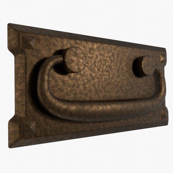 Bronze Furniture Handle 9 - 3DOcean Item for Sale