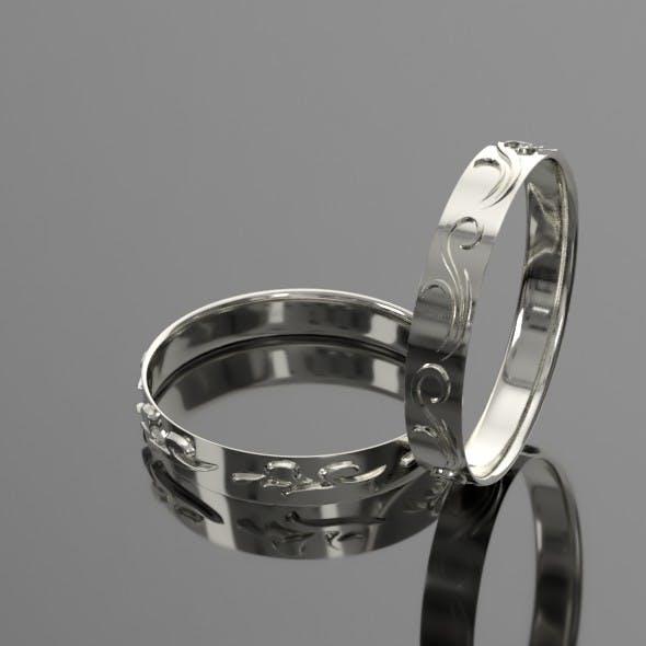 Printable Ring sit04 - 3DOcean Item for Sale