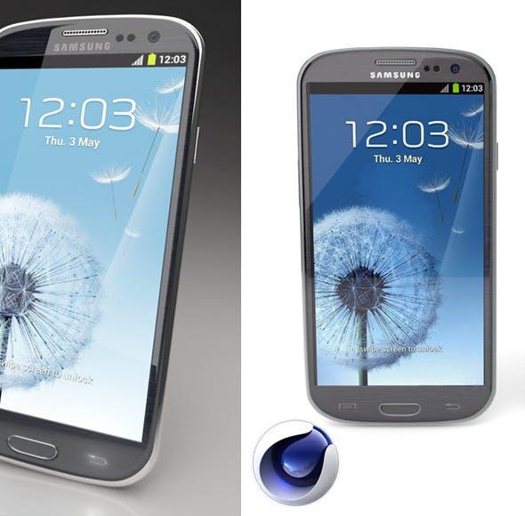 Samsung Galaxy S3  - 3DOcean Item for Sale