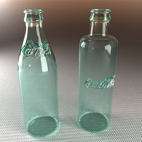 Historical Coca Cola Bottles | Years 1899 and 1900