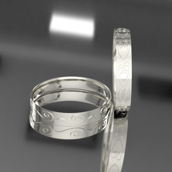 Stylist Ring SIT05 - 3DOcean Item for Sale