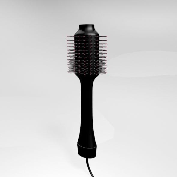 Hair Dryer and Volumizer Brush 01