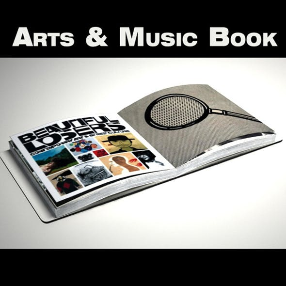 Art & Music Book