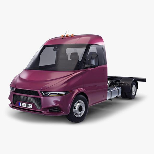 Generic Truck Chassis Frame v 1 - 3DOcean Item for Sale