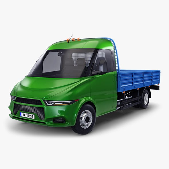 Generic Light Duty Truck v 1