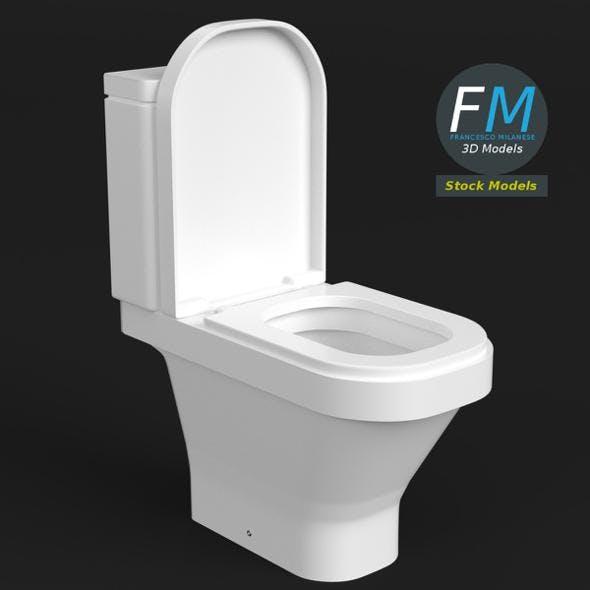 Water closet - 3DOcean Item for Sale