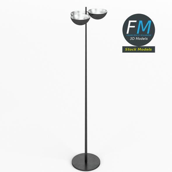 Floor lamp 2 - 3DOcean Item for Sale