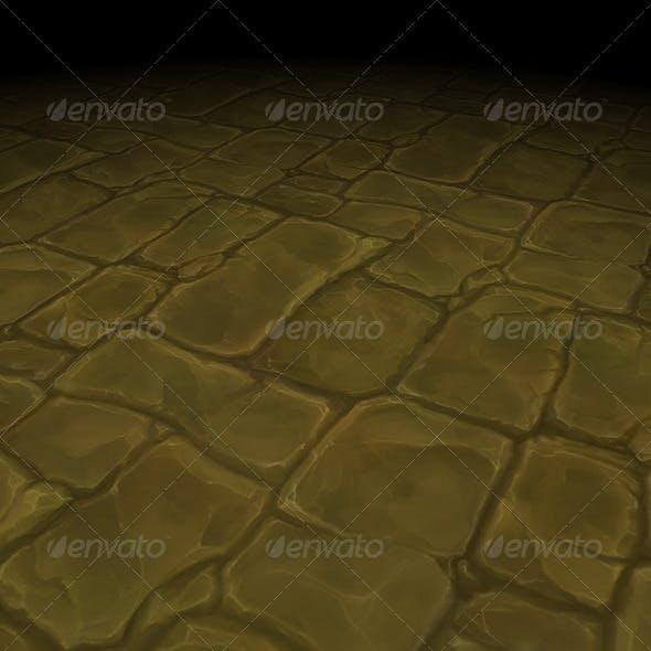Stone Floor Tile 06