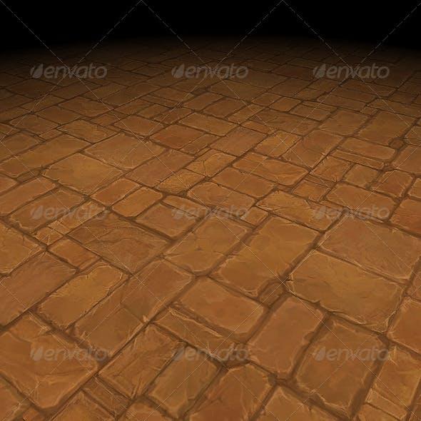 Stone Floor Tile 07