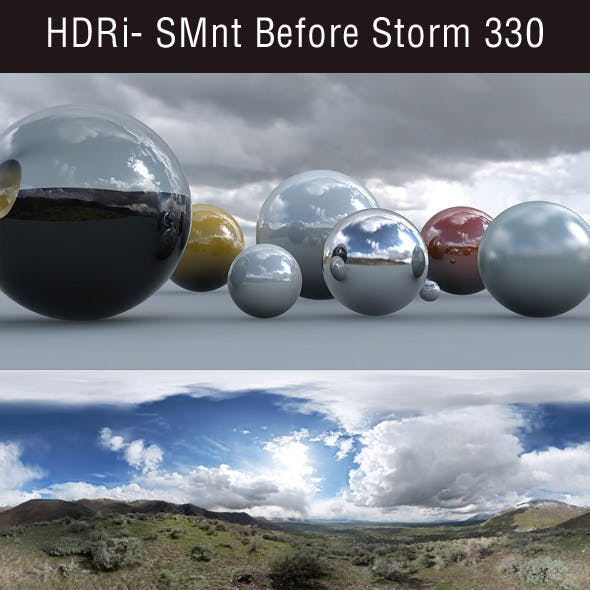 HDRi - SMnt Before Storm 330