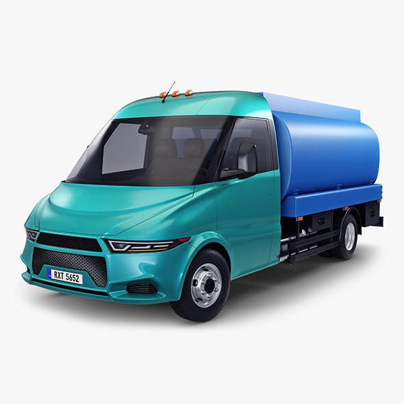 Generic Light Truck Tank v 1
